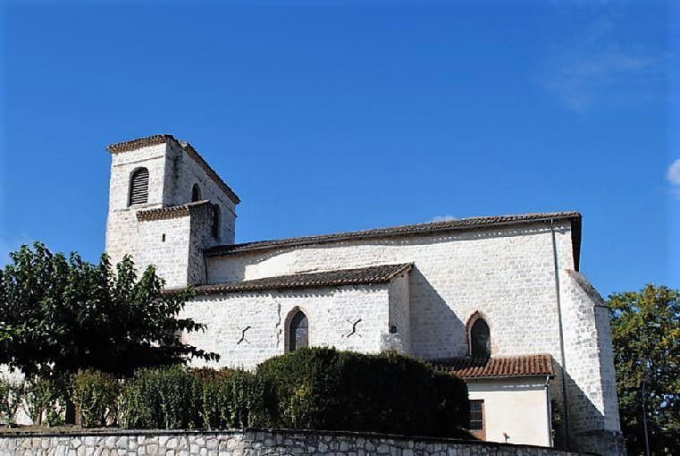 Miramont-de-Quercy Eglise St Pierre de Najac