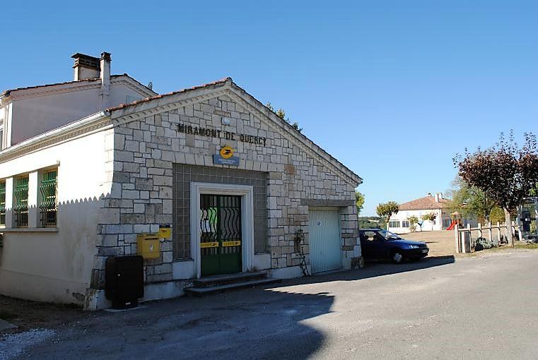 Miramont-de-Quercy poste